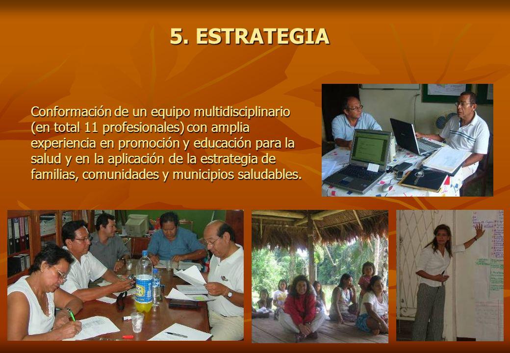 5. ESTRATEGIA