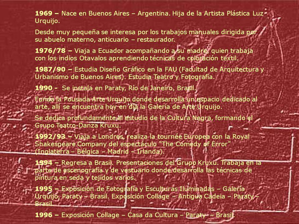1969 – Nace en Buenos Aires – Argentina