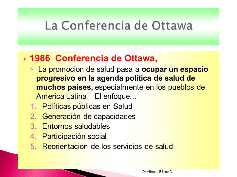 La Conferencia de Ottawa