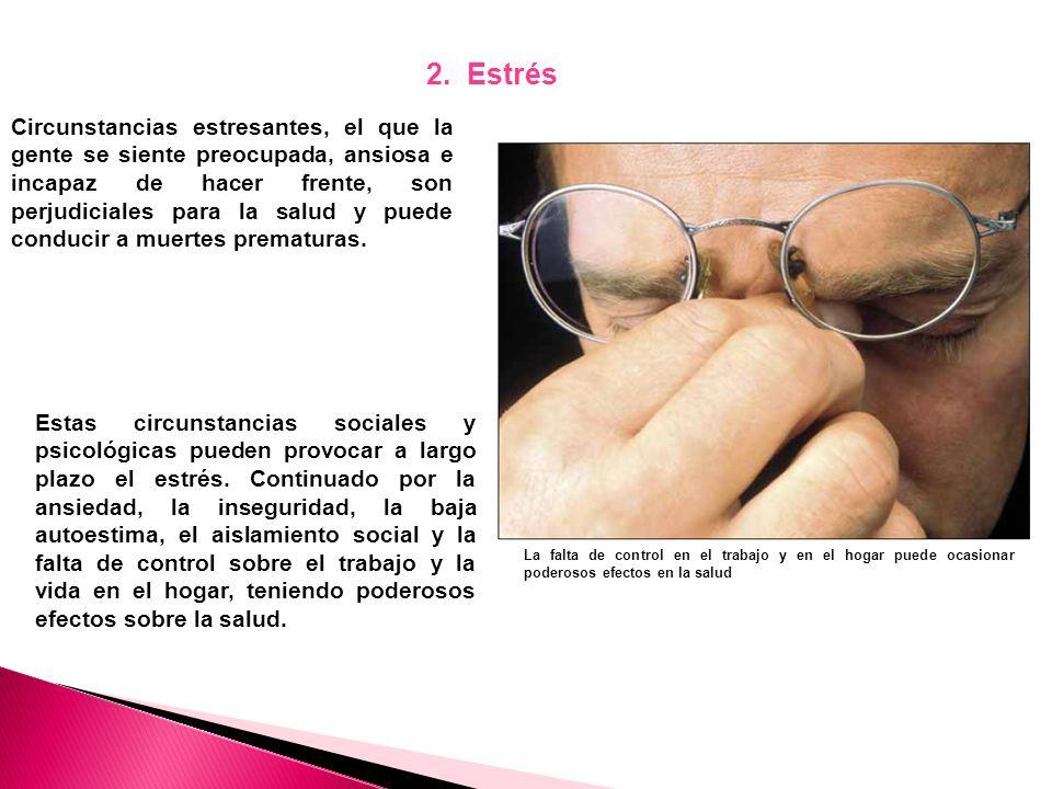 2. Estrés