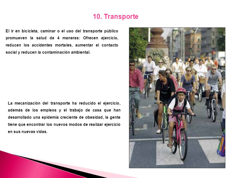 10. Transporte