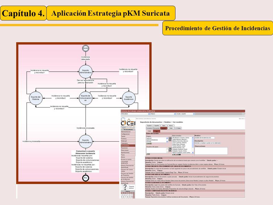 Capítulo 4. Aplicación Estrategia pKM Suricata