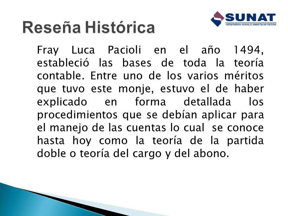 Reseña Histórica
