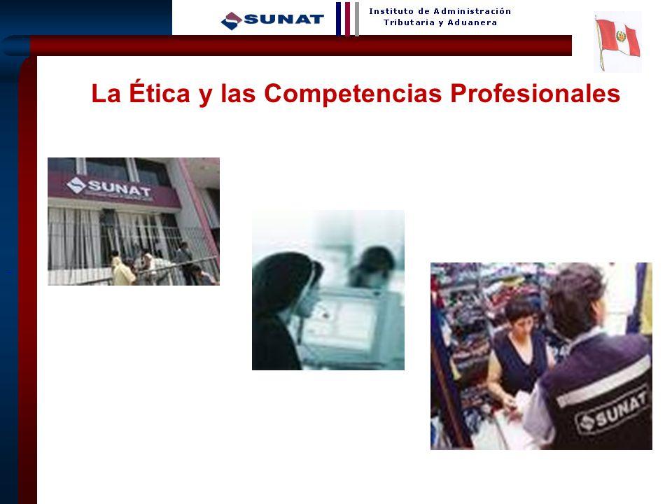 La Ética y las Competencias Profesionales