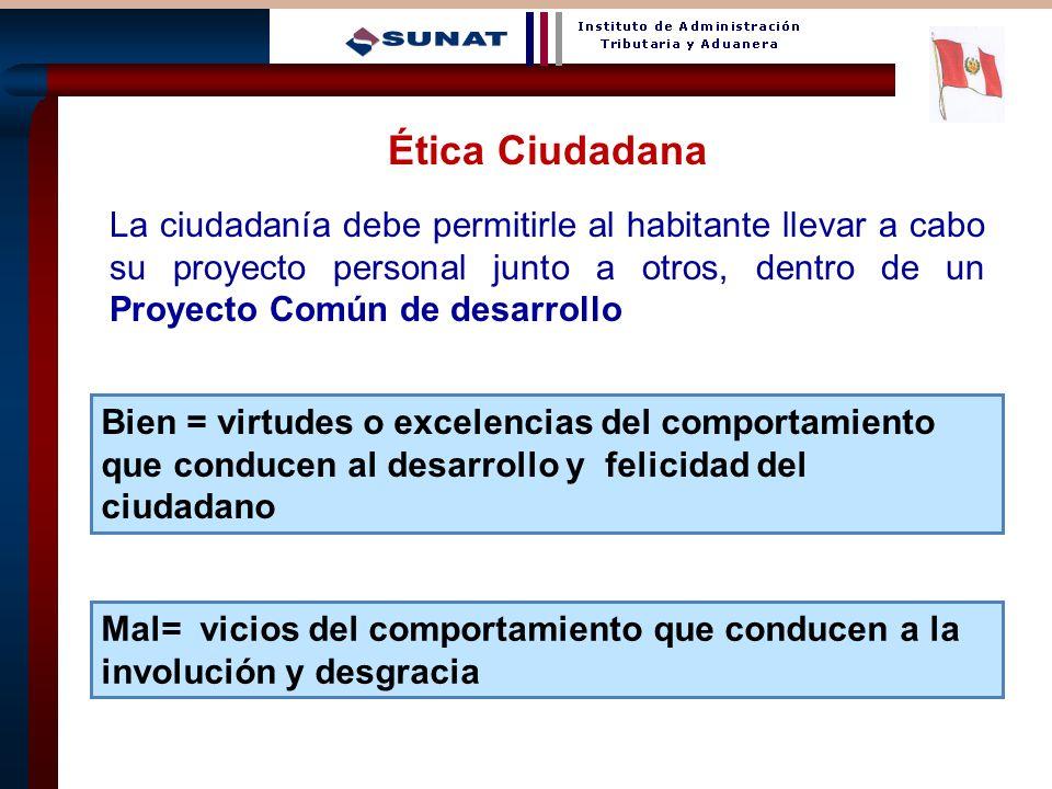 Ética Ciudadana
