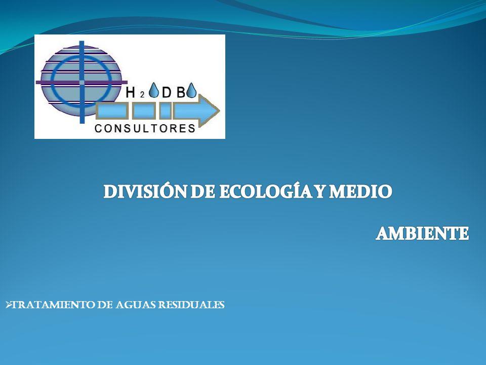 DIVISIÓN DE ECOLOGÍA Y MEDIO