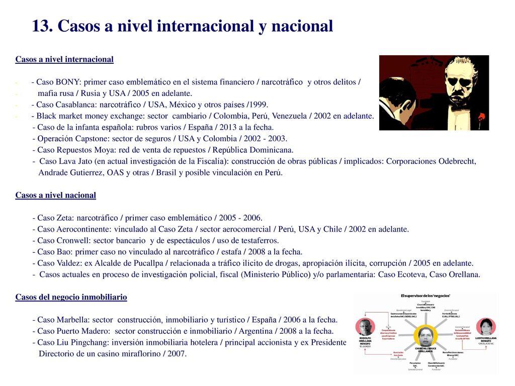 Curso taller de prevenci n y detecci n del lavado de activos y financiamiento del terrorismo - Casos de corrupcion en espana actuales ...