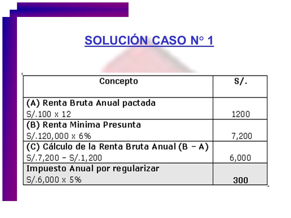 SOLUCIÓN CASO N° 1 17