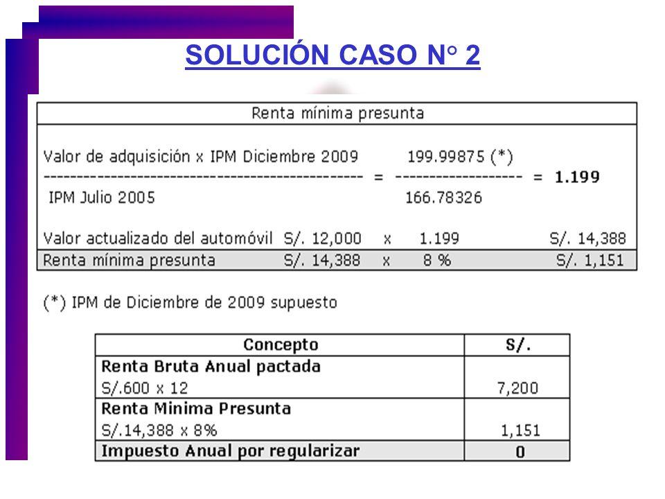 SOLUCIÓN CASO N° 2 20