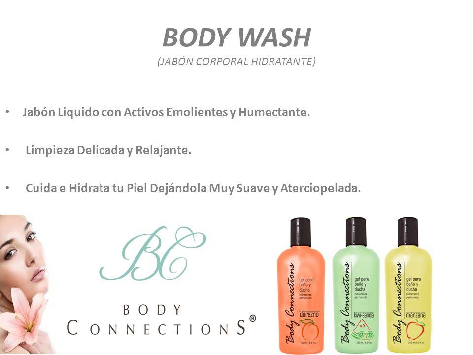 BODY WASH (JABÓN CORPORAL HIDRATANTE)