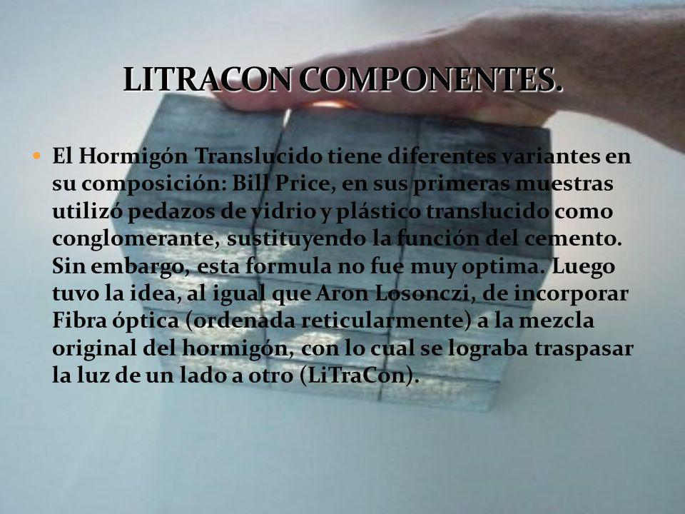 LITRACON COMPONENTES.