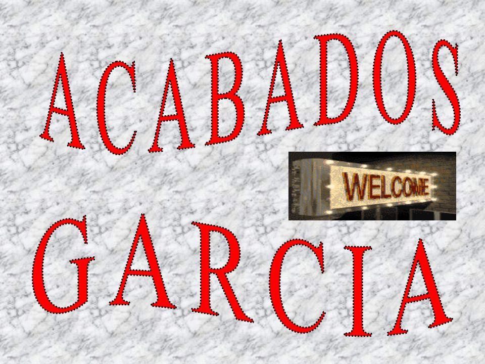 ACABADOS GARCIA