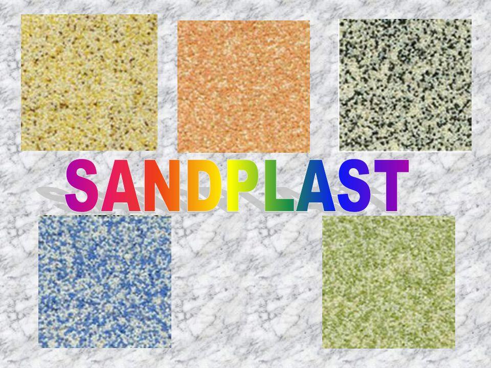 SANDPLAST