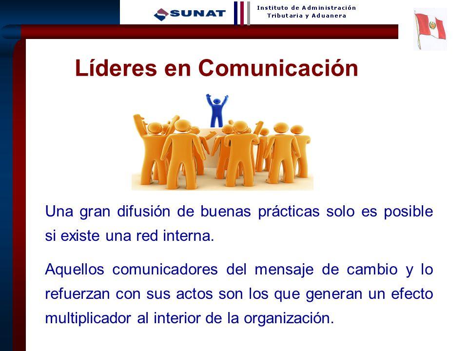 Líderes en Comunicación
