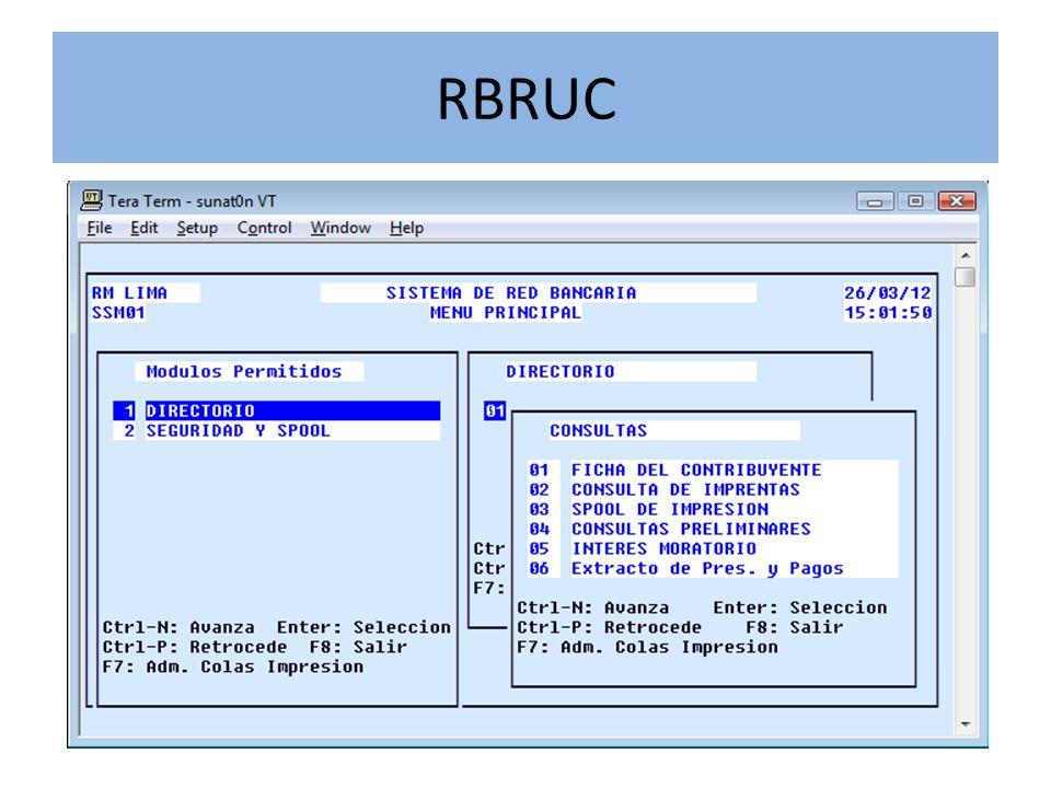 RBRUC