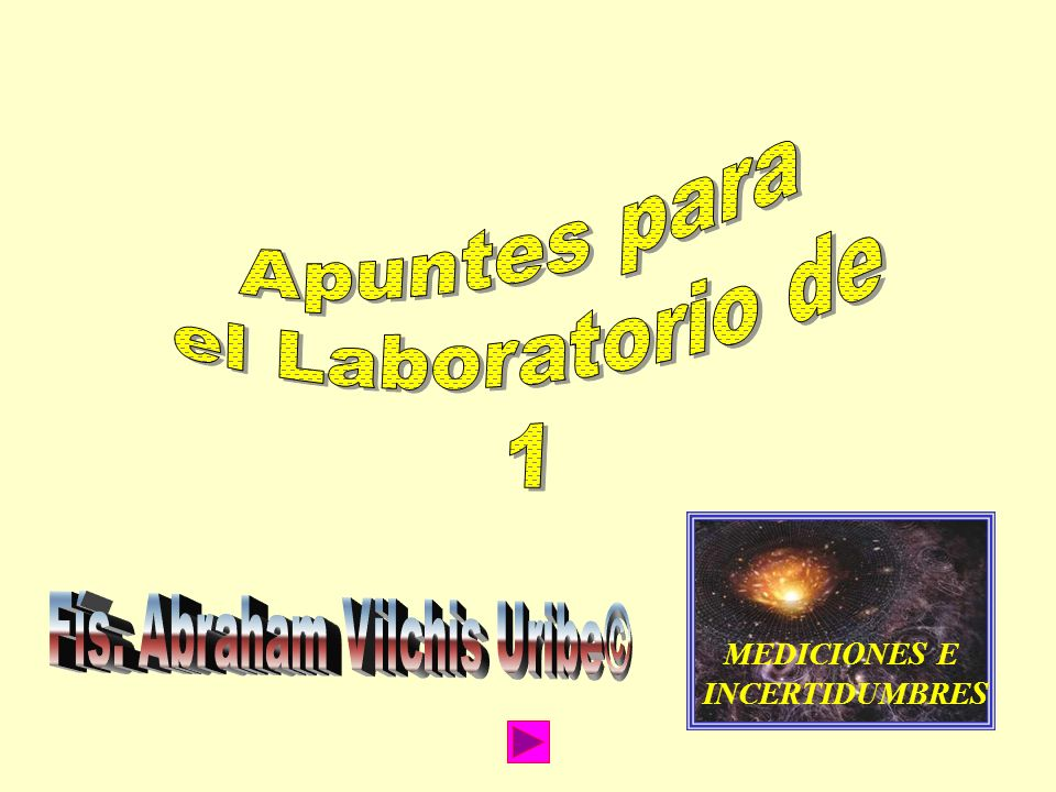 Fís. Abraham Vilchis Uribe©