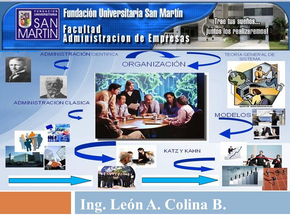 Ing. León A. Colina B.