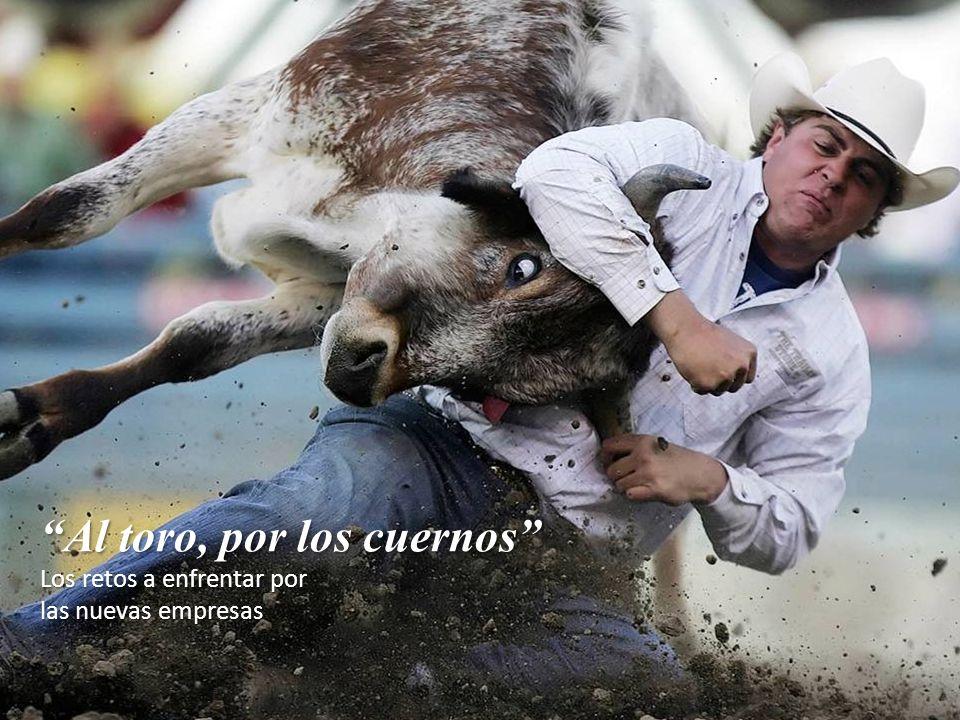 Al toro, por los cuernos