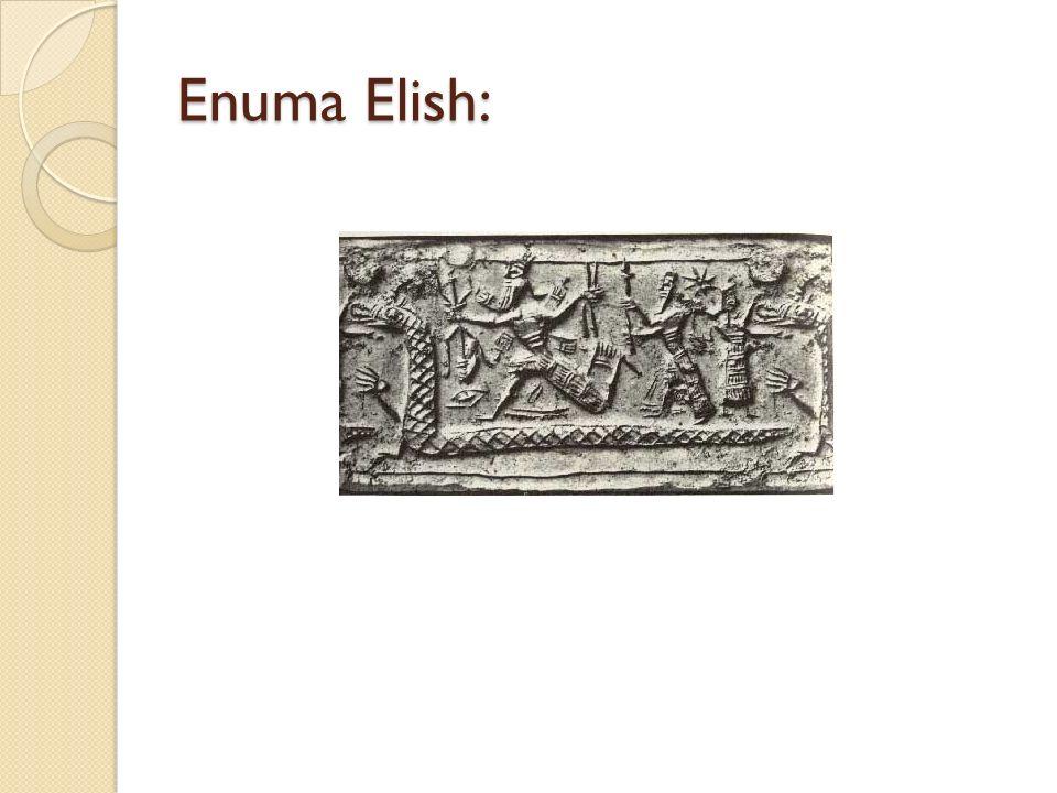 Enuma Elish: