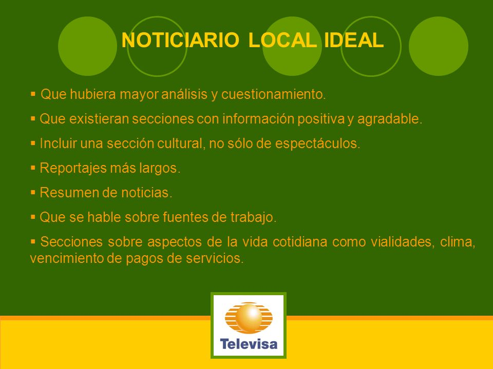 NOTICIARIO LOCAL IDEAL