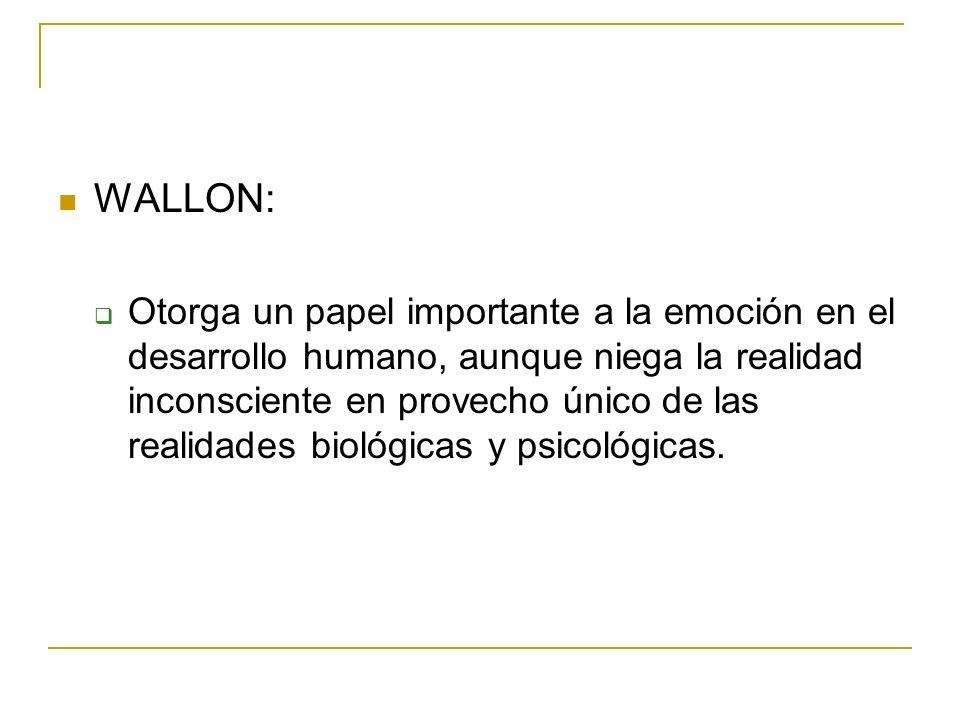 WALLON: