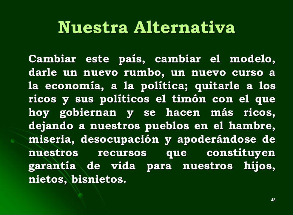 Nuestra Alternativa