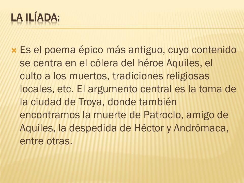 La Ilíada: