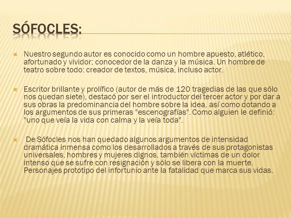 Sófocles:
