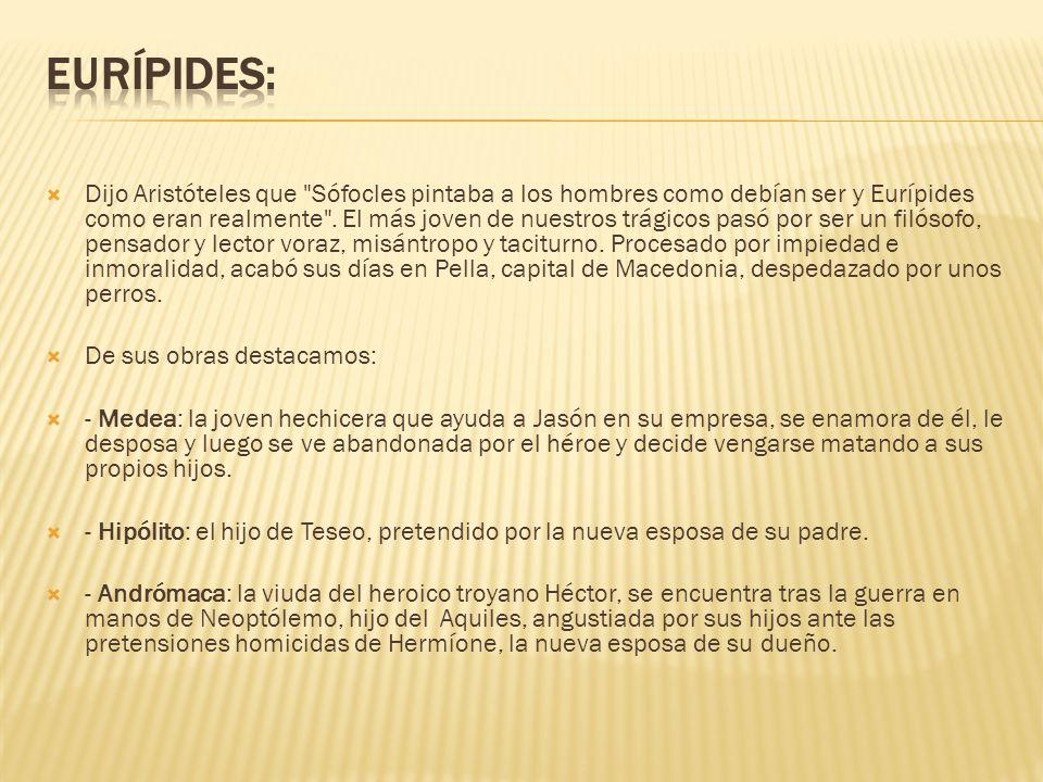Eurípides: