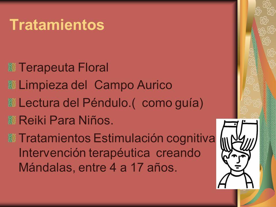 Tratamientos Terapeuta Floral Limpieza del Campo Aurico