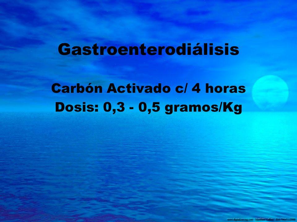 Gastroenterodiálisis