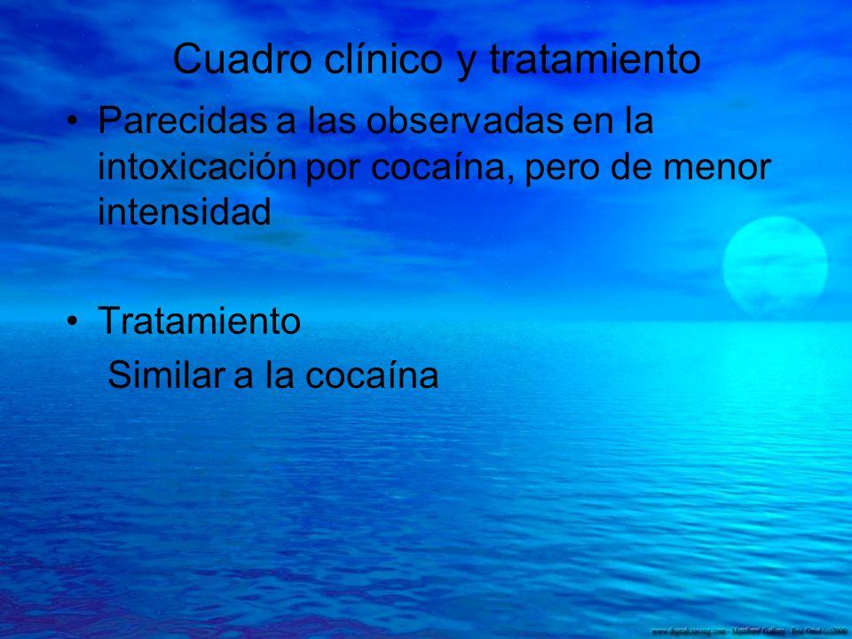 Cuadro clínico y tratamiento