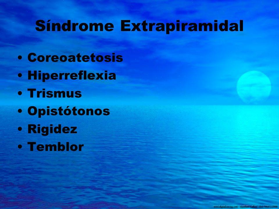Síndrome Extrapiramidal