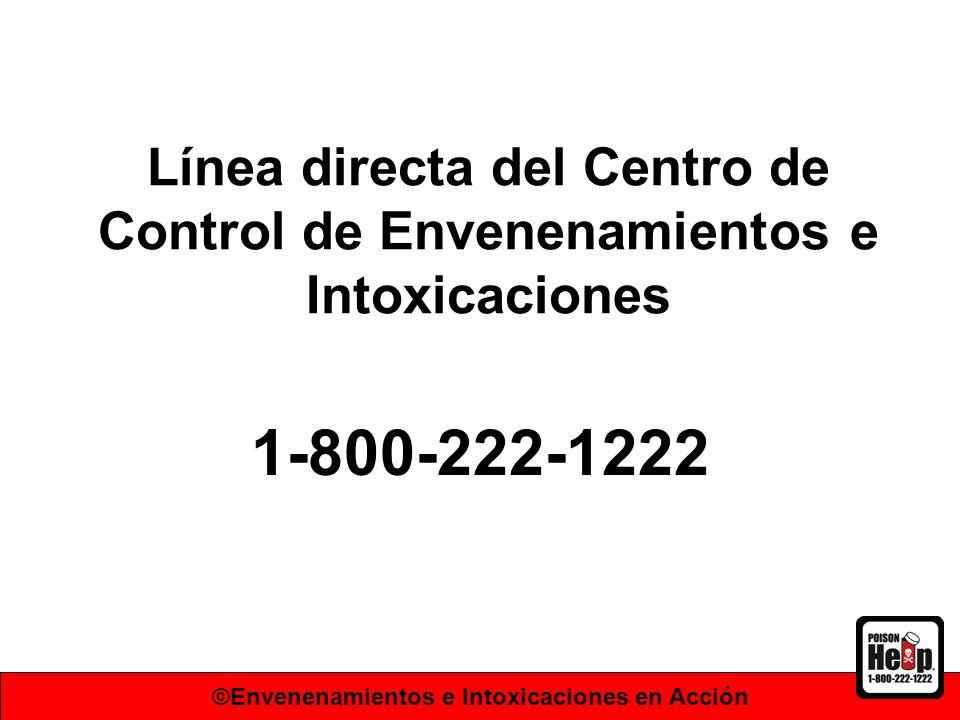©Envenenamientos e Intoxicaciones en Acción