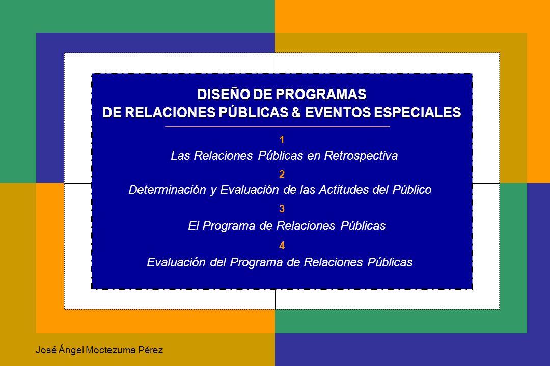 DE RELACIONES PÚBLICAS & EVENTOS ESPECIALES