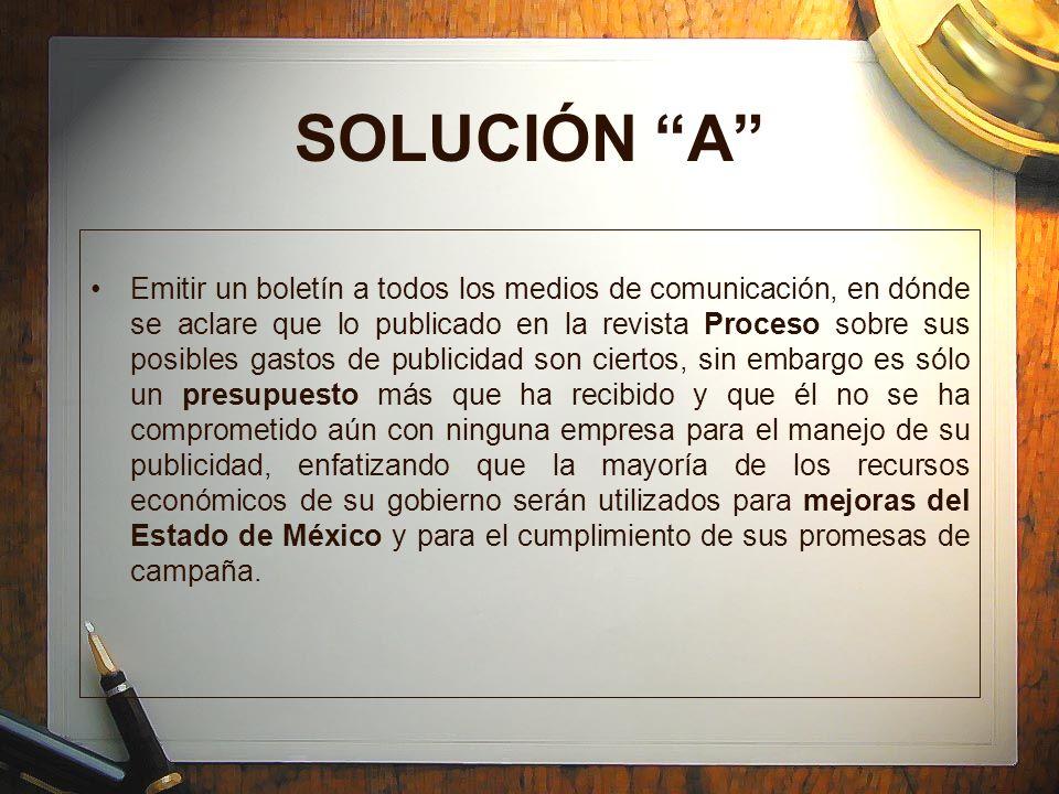 SOLUCIÓN A