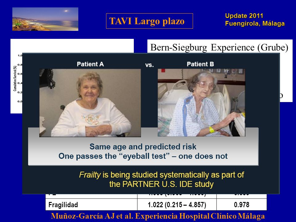 Bern-Siegburg Experience (Grube) Eur Heart J 2010; 31: 984