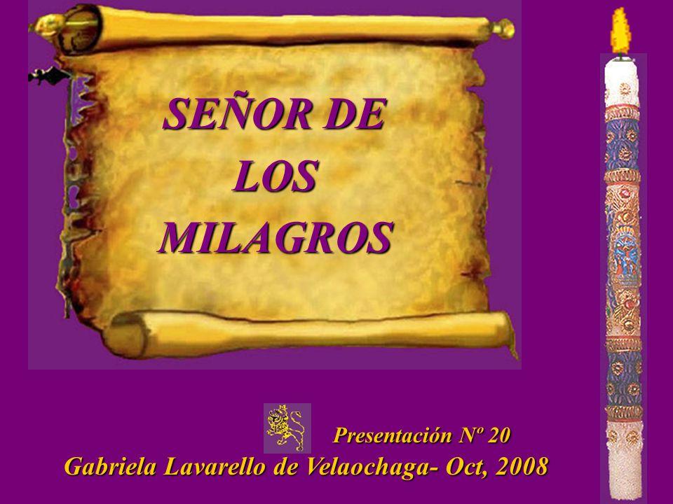 Gabriela Lavarello de Velaochaga- Oct, 2008