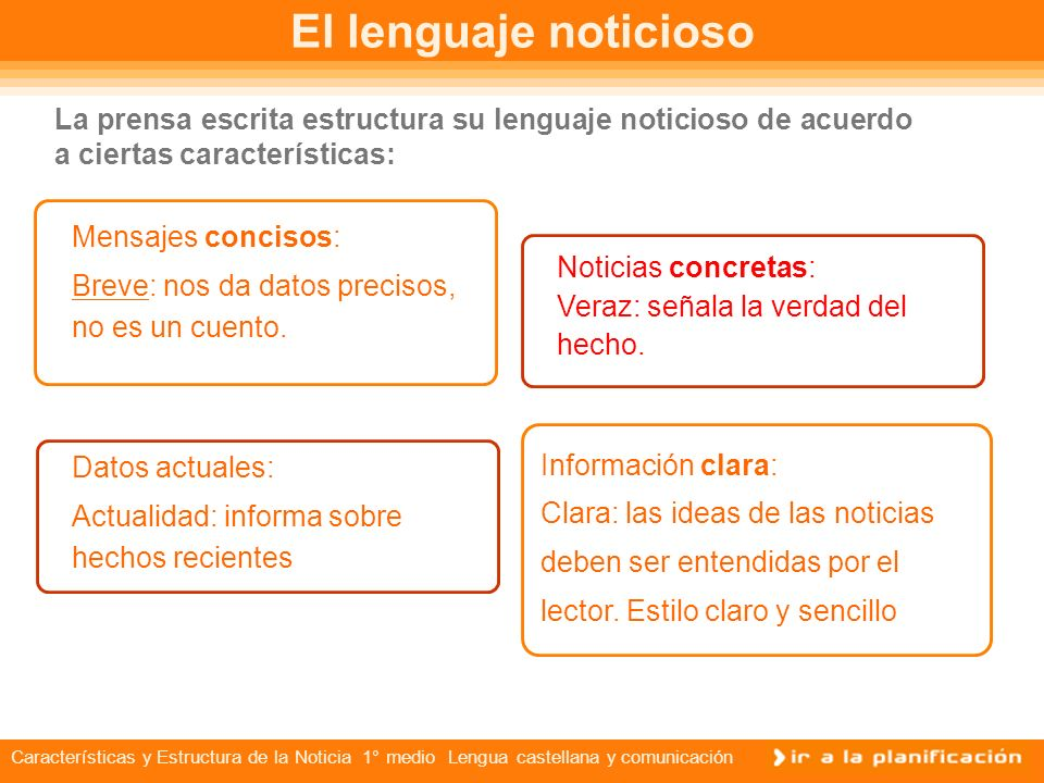 Caracter sticas y estructura de la noticia ppt descargar for Noticias actuales del espectaculo