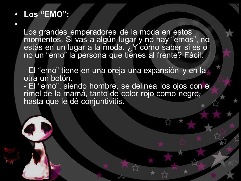 Los EMO :