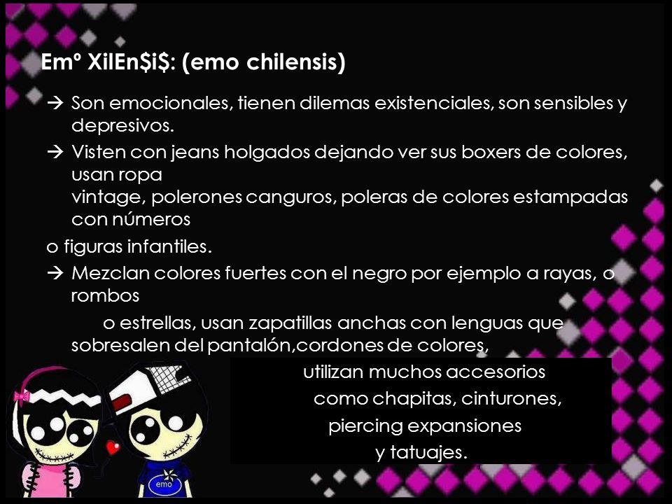 Emº XilEn$i$: (emo chilensis)