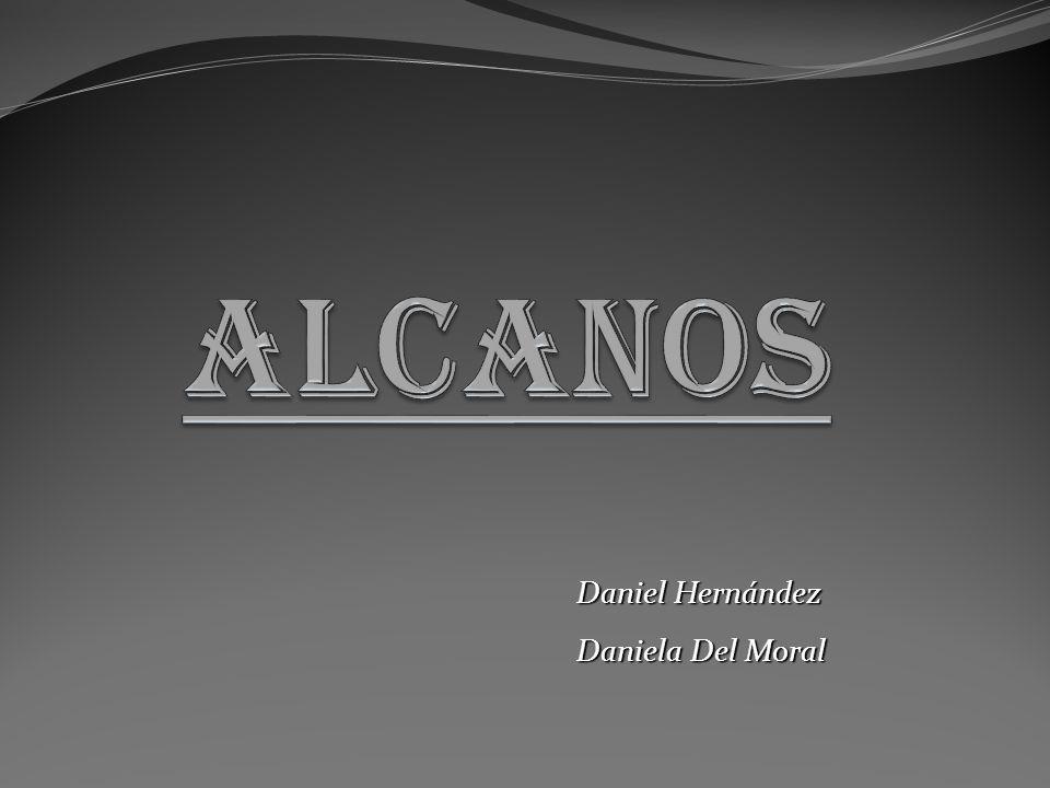 ALCANOS Daniel Hernández Daniela Del Moral