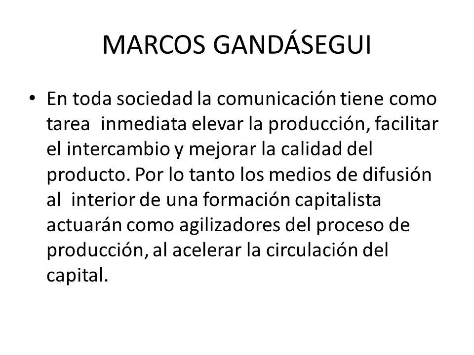 MARCOS GANDÁSEGUI
