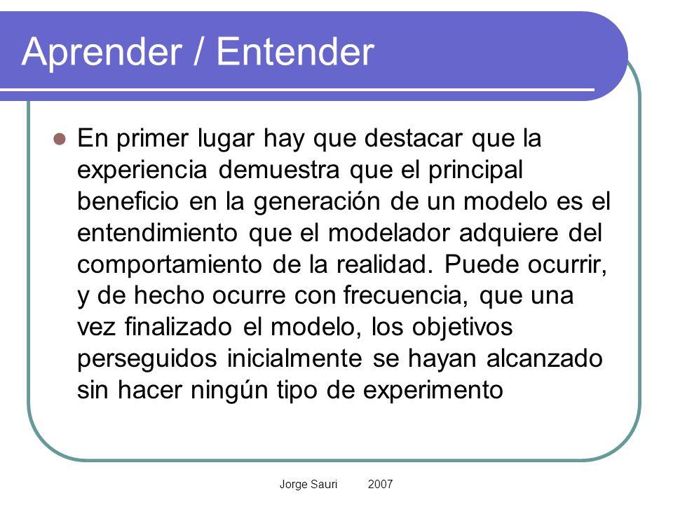 Aprender / Entender