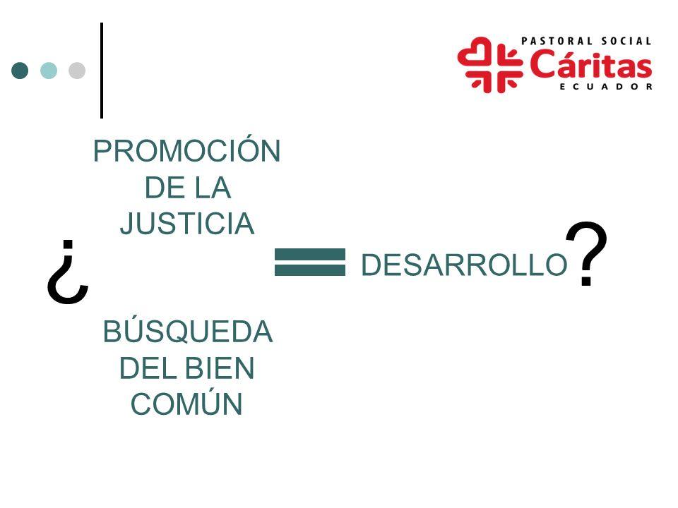 PROMOCIÓN DE LA JUSTICIA