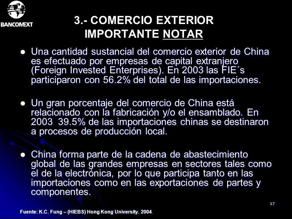 3.- COMERCIO EXTERIOR IMPORTANTE NOTAR