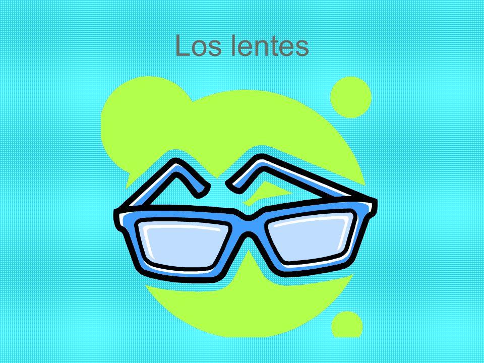 Los lentes