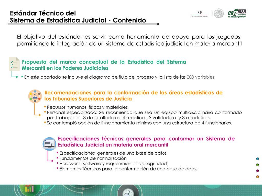 Programa nacional de juicios orales mercantiles ppt video online 4 sistema ccuart Choice Image