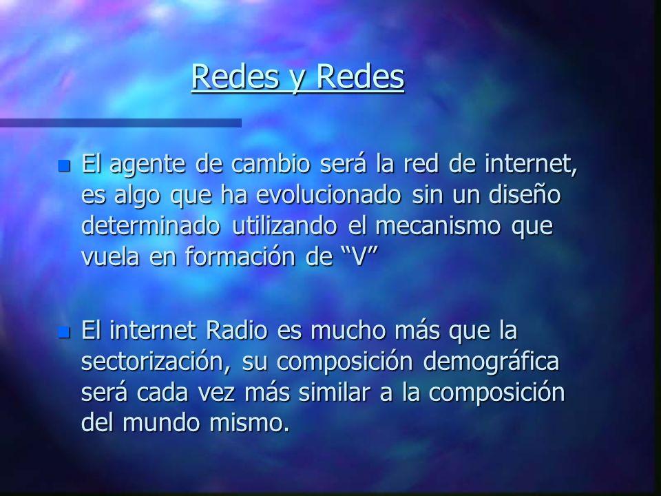 Redes y Redes