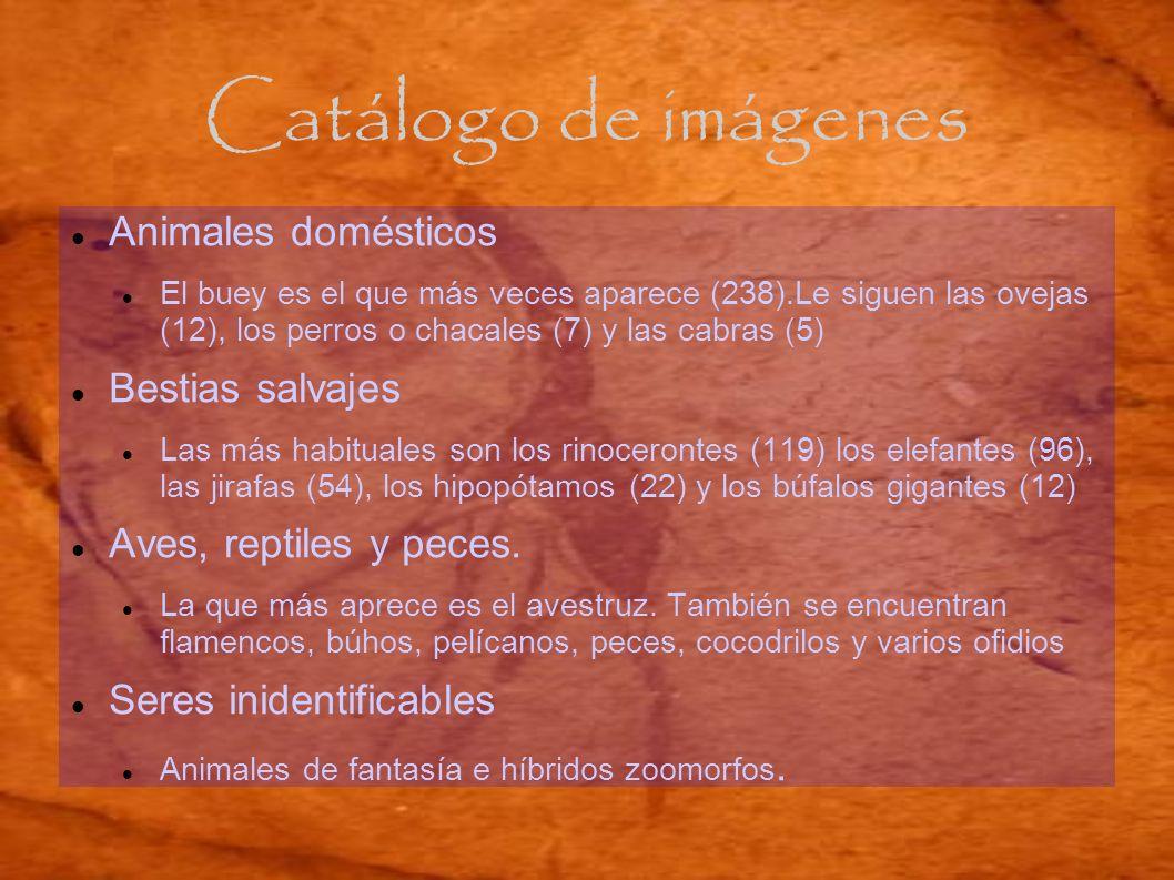 Catálogo de imágenes Animales domésticos Bestias salvajes